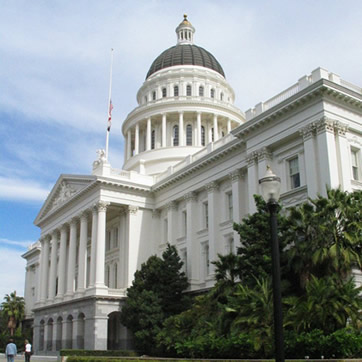 Photo Courtesy of the California State Capitol Museum