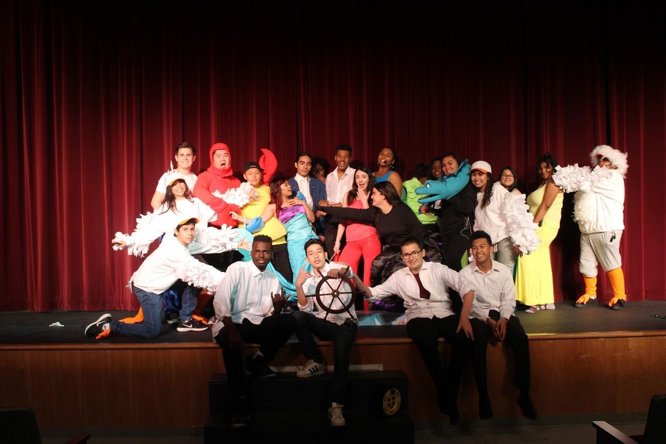 Weston+Ranch+High+School+Performing+Arts+presents+Disney%27s+%22The+Little+Mermaid%22