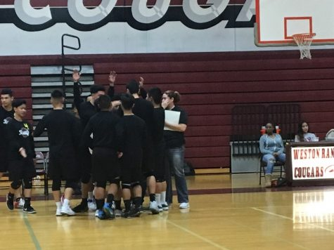 Boys' Volleyball team closes in on playoffs