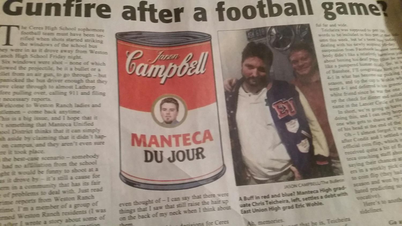 Manteca Bulletin Pushes False Narrative