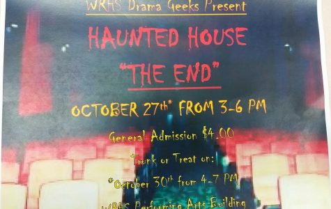 Make Plans: Haunted House is Coming
