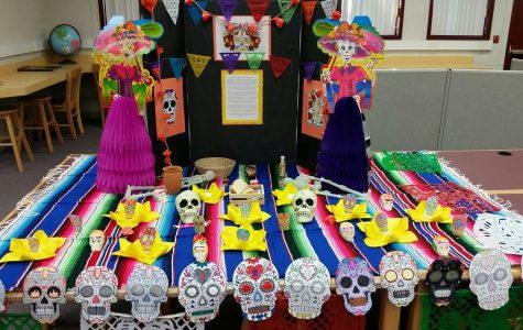 MECha Honors Dia de los Muertos