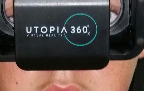 One Student's Virtual Utopia: Killing Zombies