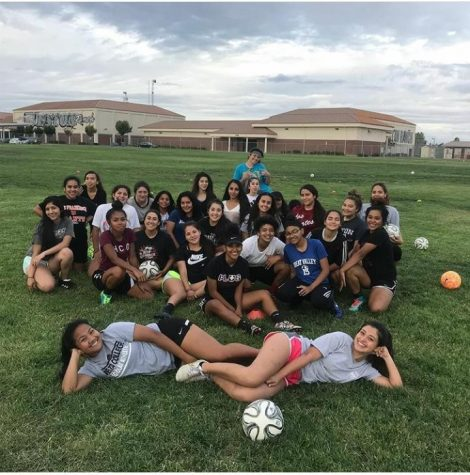 Girls Soccer Starts With Win