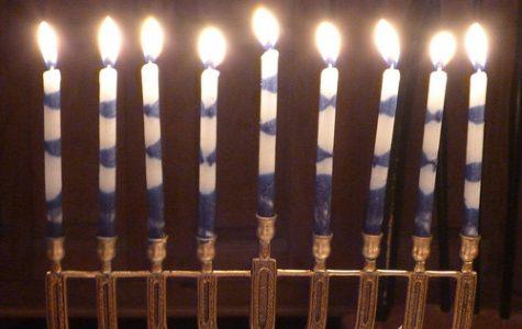 Hanukkah Part of Holiday Lights
