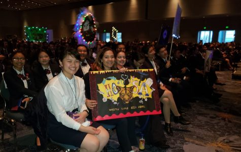 Cougars Roar At HOSA State Legislature
