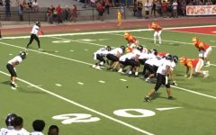 Football Team Making Strides