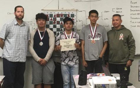 Chess Club Crowns Champion