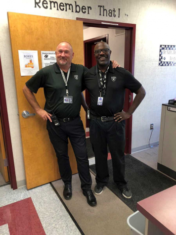 Mr. Harrison and Mr. Davis