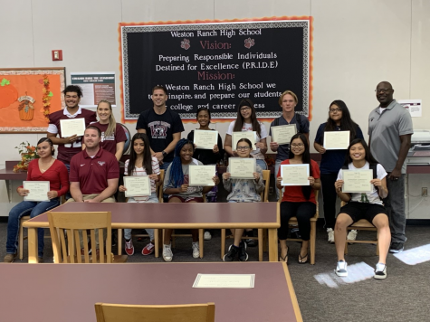 Students Recognized for Outstanding Acheivements