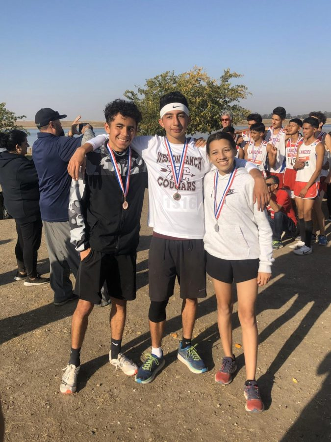 Runners Reach Finish Line in Grand Style
