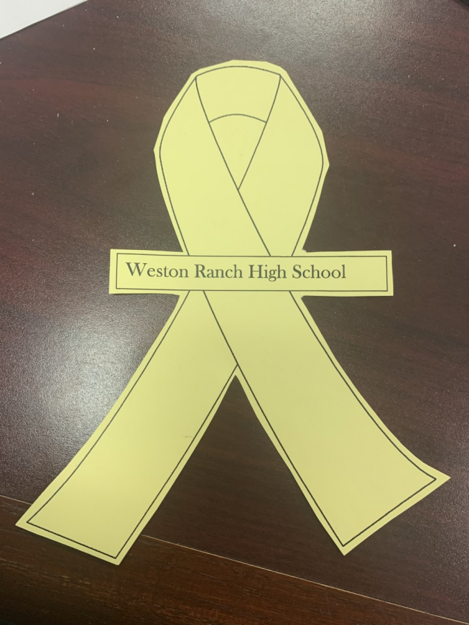 Yellow Ribbons Offer Hope, Not Harm