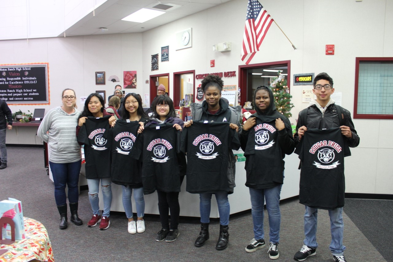 WRHS Students Shine in Advanced Placement Exams