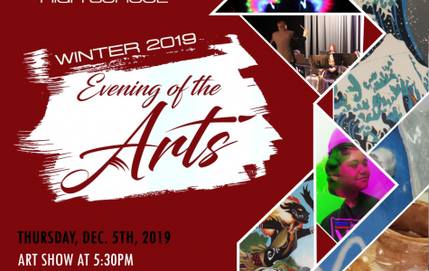 VAPA Hits Big Time with Winter Evening of the Arts