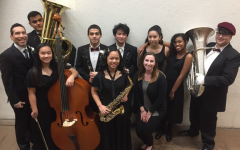 Cougars Shine in Honors Band Concert
