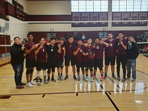 Stockton Volleyball Classic Champions