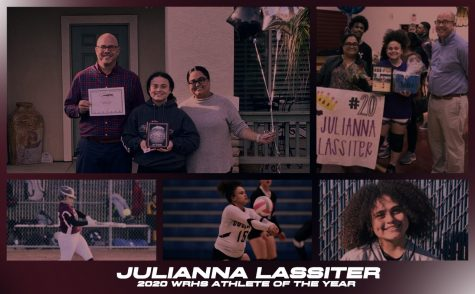 Julianna Lassiter Named Athlete of the Year